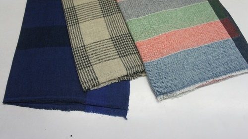Check Pashmina shawls,Woolen Pashmina shawls