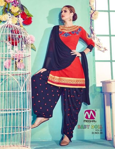 Party Wear Salwar Kameez Suit