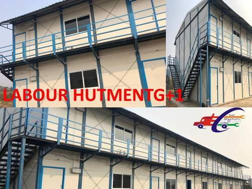 Pre Engineered Multi Storey Building