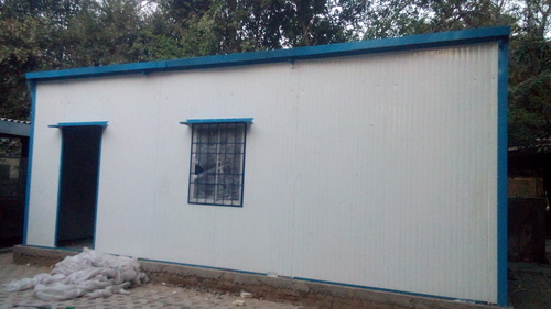 Prefabricated Building / Structure