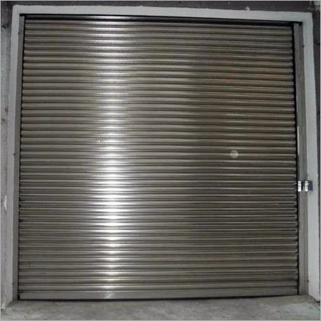 Stainless Steel Rolling Shutters