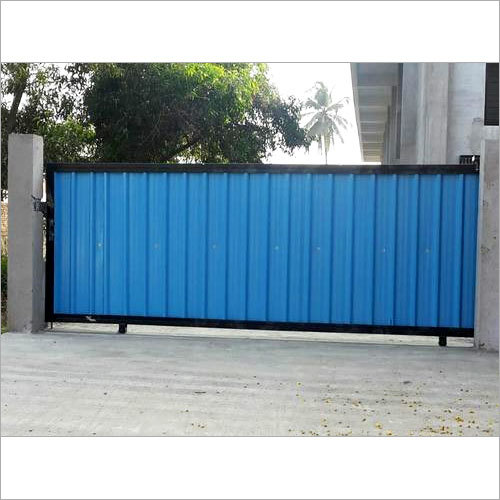 Industrial Automatic Gate