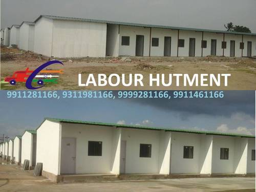 Pre Fabricated Labour Hutment
