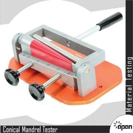 Conical Mandrel Bend Tester