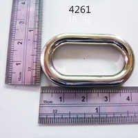 Egg Ring For Handbag Nickel Free Handmade Fittings