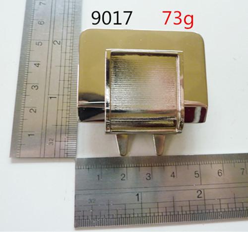 Nickel Lock Handbag Accessories Custom Made