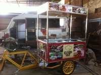 South Indian Food Cart