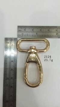clips with oval rings handbags hardware fittings