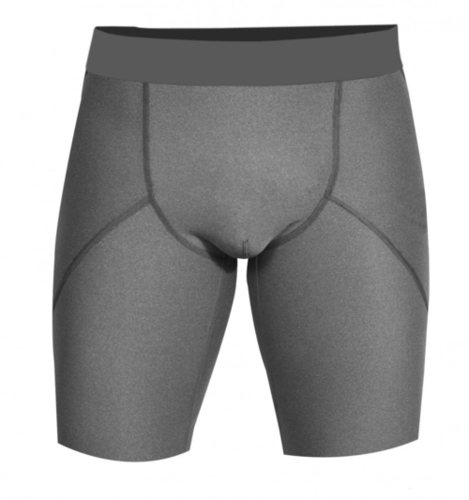 Compression Shorts-Grey