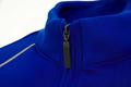 Cotton Fleece Jacket with Half Neck Zip