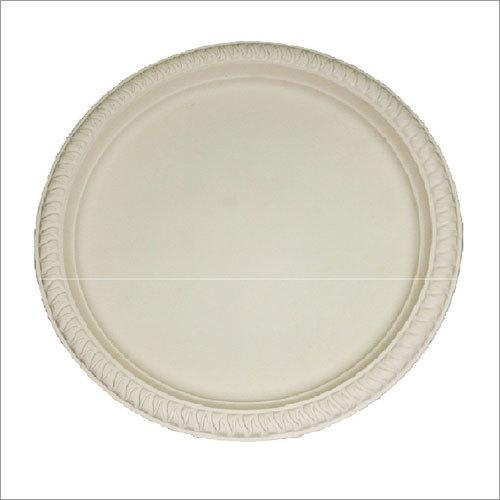 Biodegradable 10'' Plain Plate