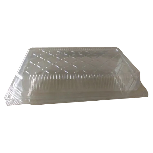 Transparent Disposable Clamsell