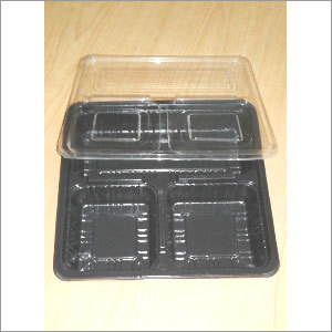 3 CP Tray With Lid