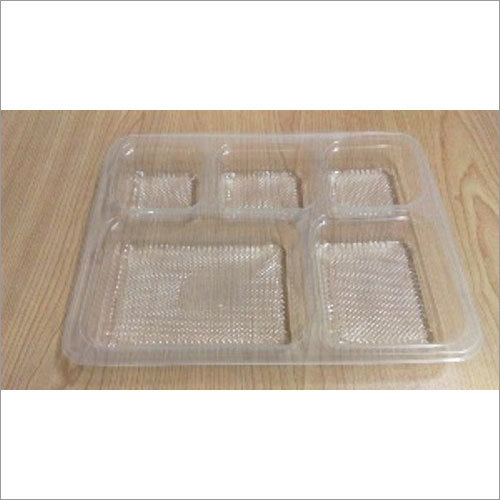 5 Section Tray