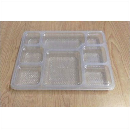 8 Section Tray