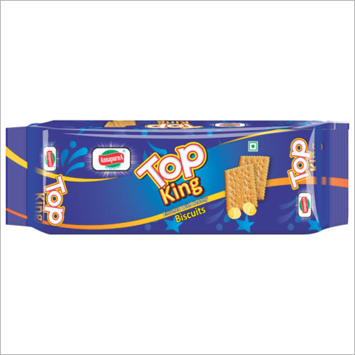 Top King Biscuits Packaging