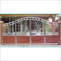 Stainless Steel Grill Gate