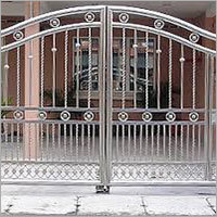 Stainless Steel Designer Gate