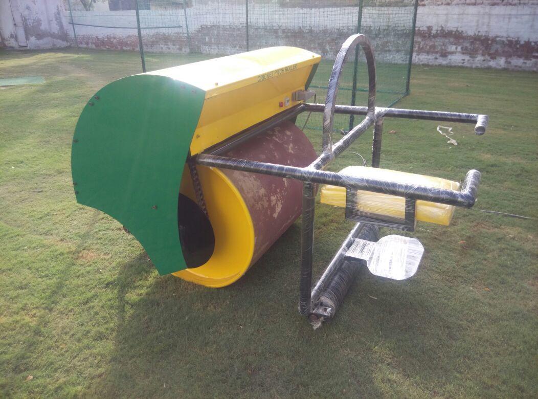 Cricket Pitch Petrol cum Electric Roller (1 Ton)