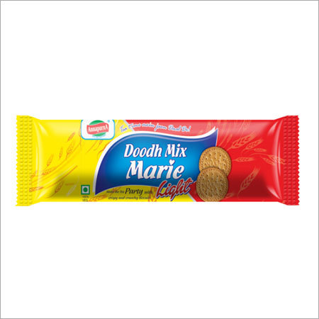 Doodh Mix Marie Biscuits Laminates Pouch