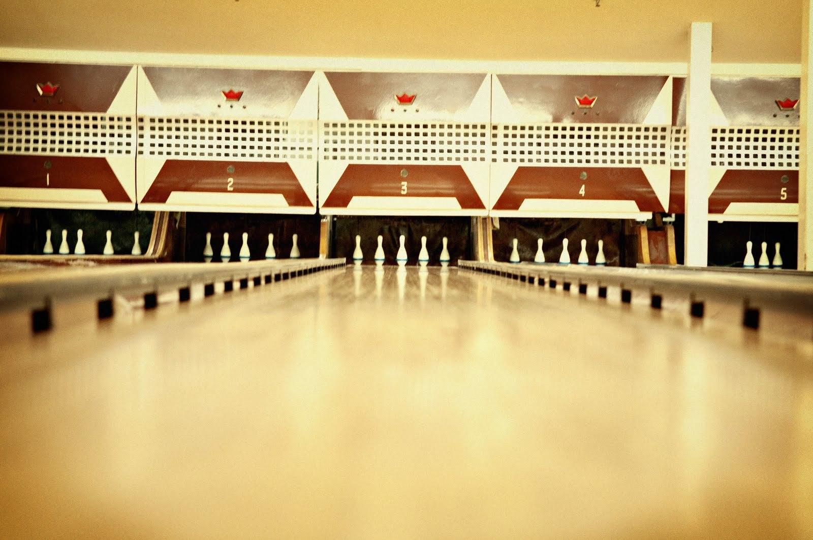 Bowling Alley Brunswick GS96