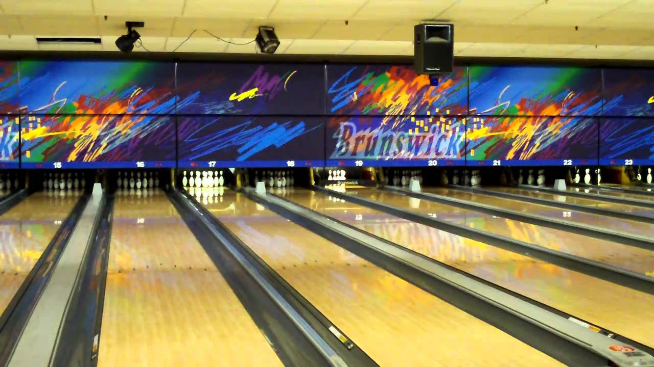 Bowling Alley Brunswick GS96
