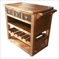 Copper Furniture Bar Cabinet