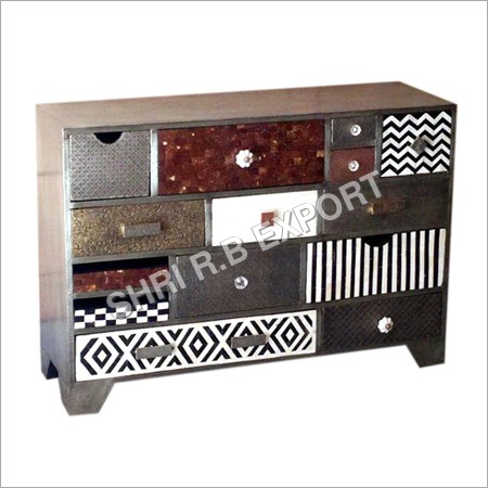 Metal Drawer Chest