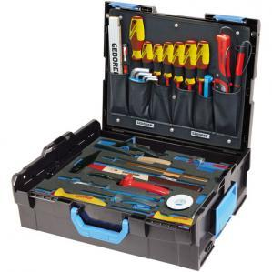 GEDORE-Sortimo L-BOXX 136 with assortment Electrician, 36-pc