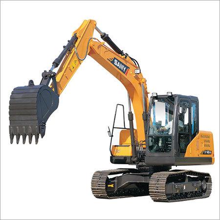Small Excavators
