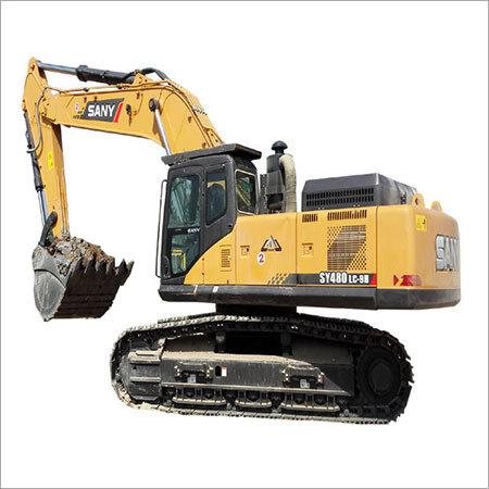 48 Ton Large Excavator