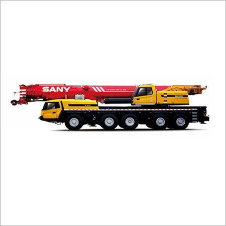 220 Ton All Terrain Crane Application: Outdoor Yard