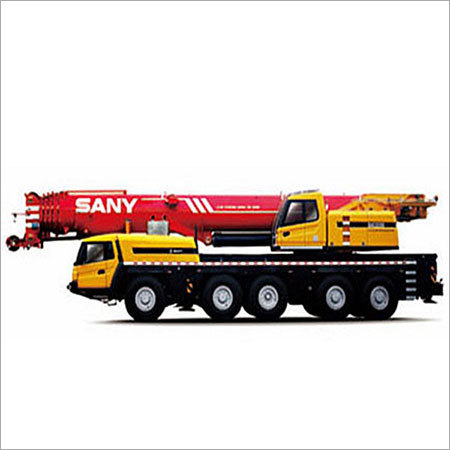 300 Ton All Terrain Crane