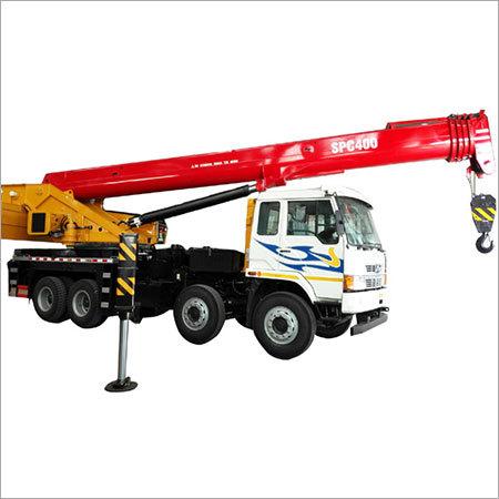 40 Ton Truck Crane