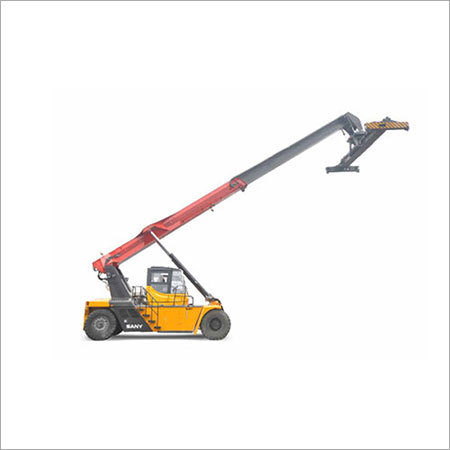 10 Ton Reach Stacker