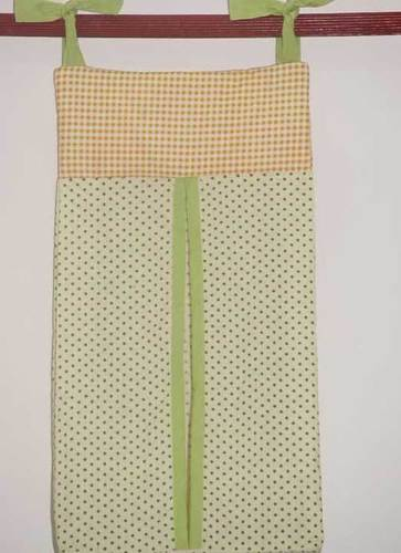 Cotton Diaper Stacker