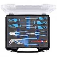 Pliers/screwdriver assortment, in i-BOXX 72 , 9 Pcs