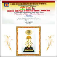 Indo Nepal Friendship Award