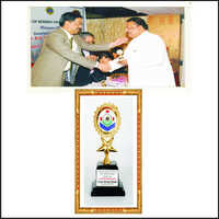 Certificate and Award 2009-10