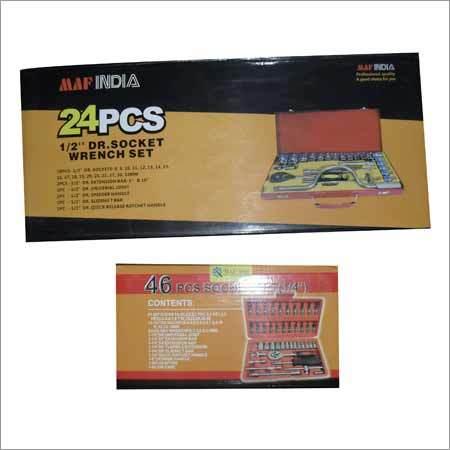 Socket Set 24 Pcs