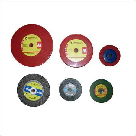 Non Woven Cutting Wheels