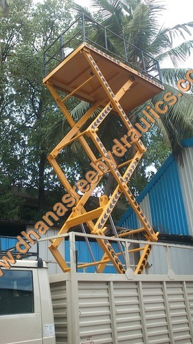 Hydraulic X Lifts