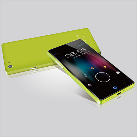 Square Android Mobile Phone