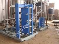 Crate Water Plate Heat Exchanger