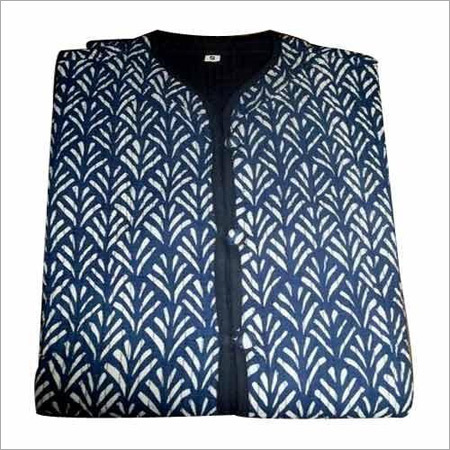 Cotton Printed Jacket