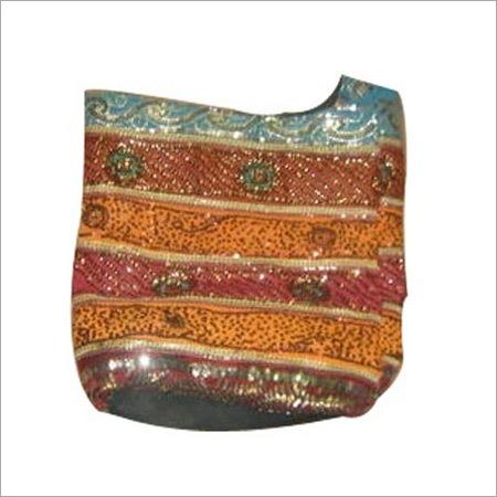 Silk Kantha Bags