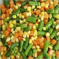 Frozen Organic Food