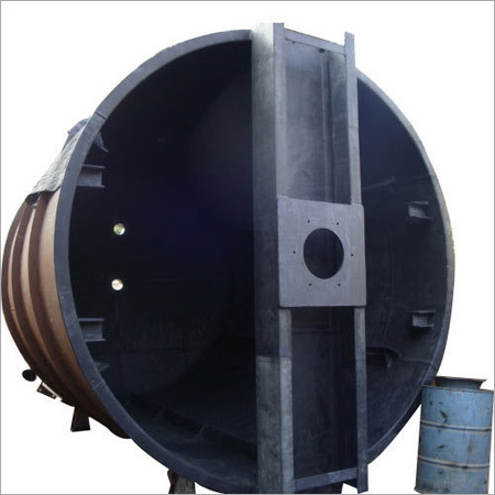 Industrial Rubber Lining