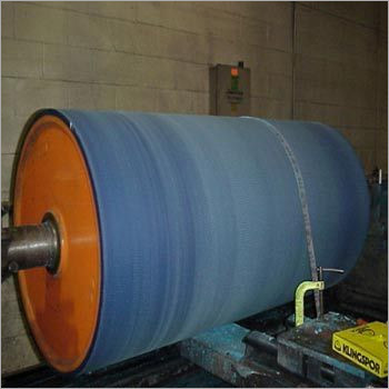 Steel Mill Rubber Roller