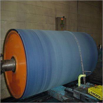 Steel Mill Rubber Roller